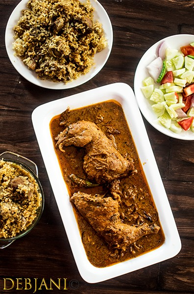 %Bangladeshi Chicken Roast