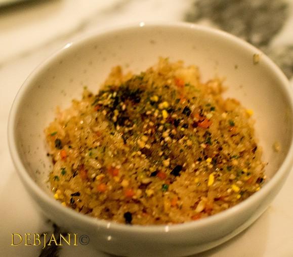 %Taj Bengal Wasabi from Mumbai