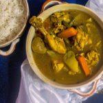 %Bengali chicken Stew