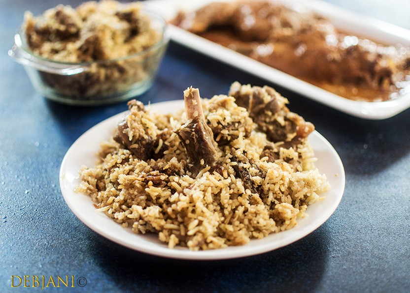 Bangladeshi mutton tehari step by step recipe mutton tehri recipe bangladeshi mutton tehari a recipe forumfinder Gallery
