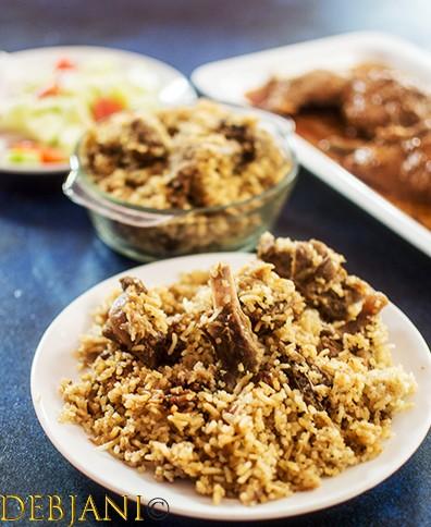%Bangladeshi Mutton Tehari