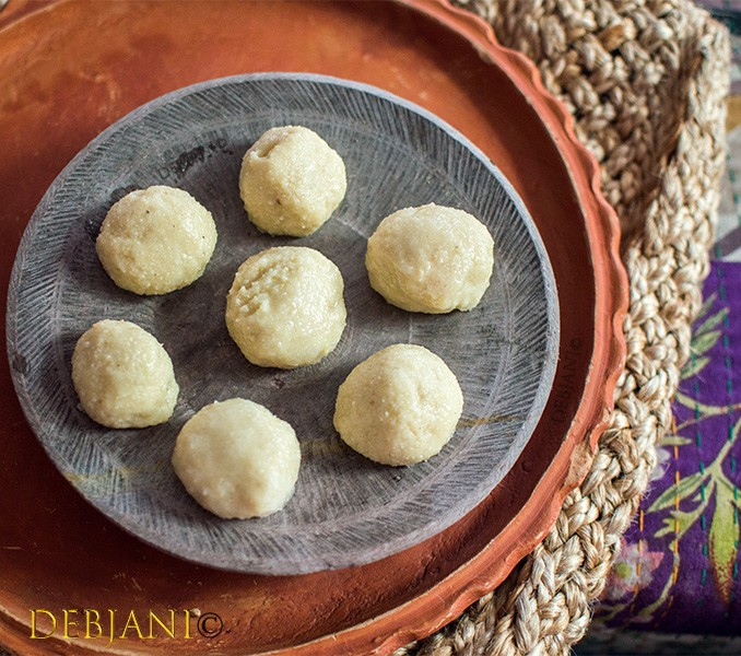 Sweet memory revisited with Janai-er Monohara! Monohara (মনোহরা) Recipe