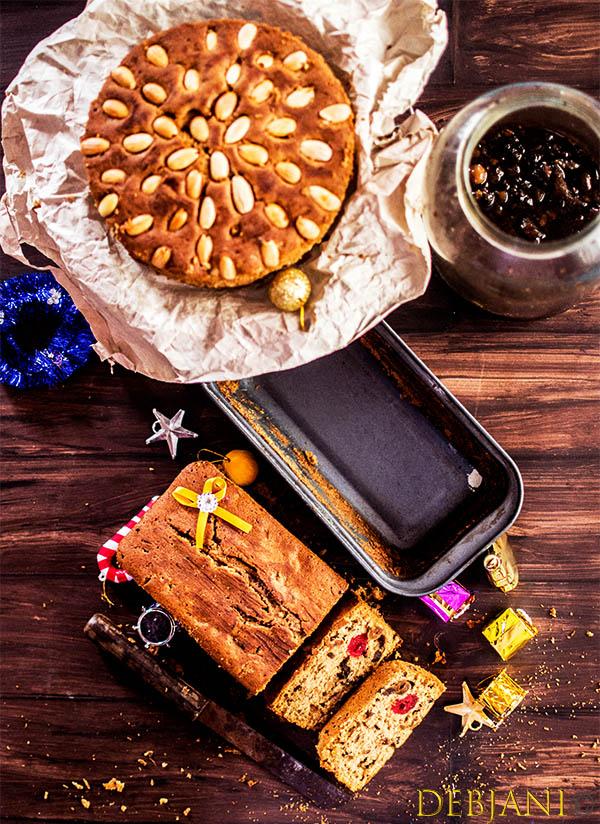 %Christmas Cake