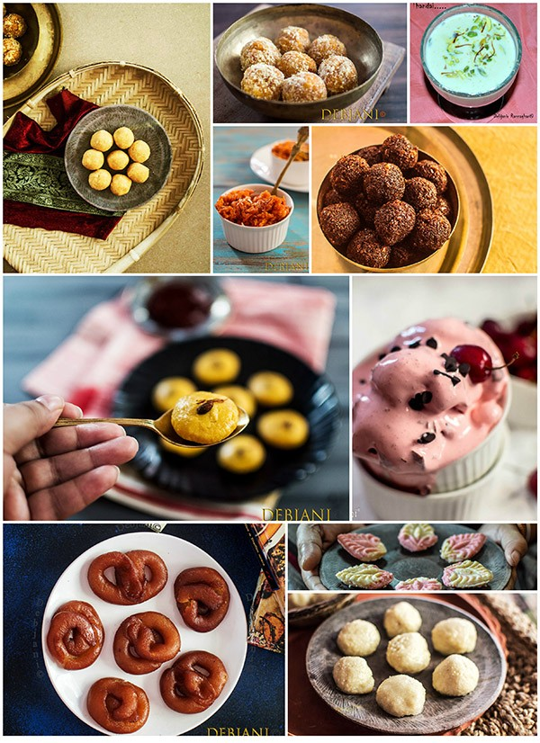 10 Holi Recipes from Debjanir Rannaghar; the sweet delicacies!
