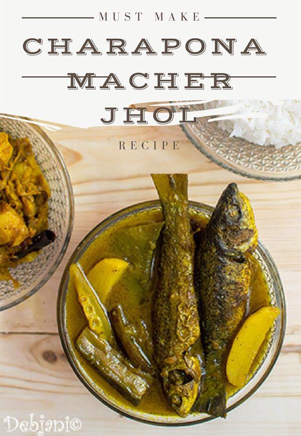 %Charapona Maacher Jhol