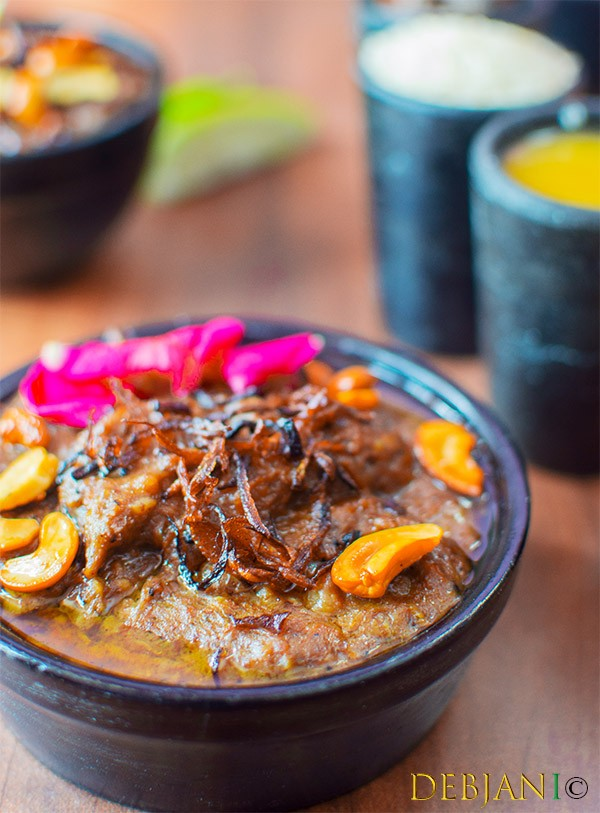 %Hyderabadi Haleem Recipe
