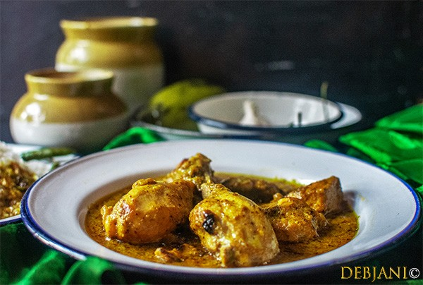 %Aam Kasundi Chicken