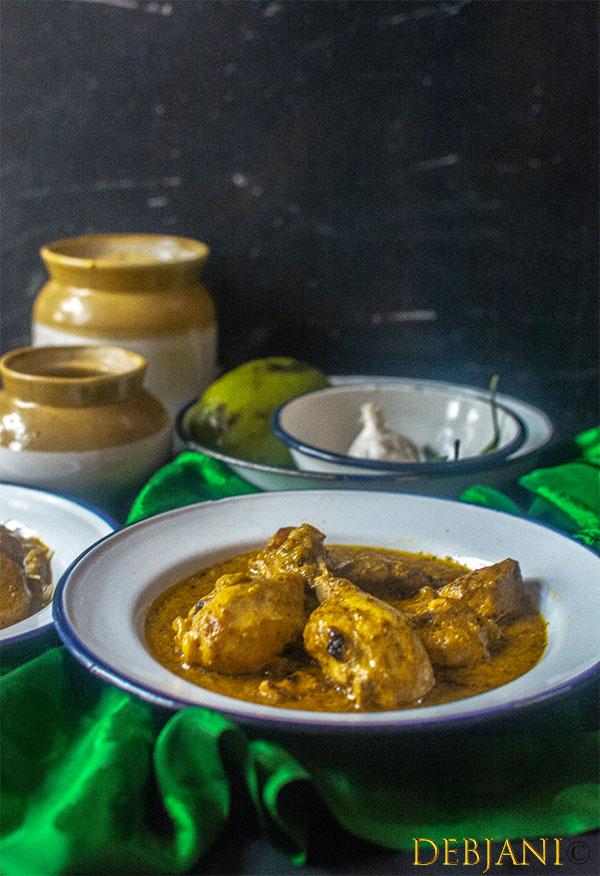 %Aam Kasundi Murgi Recipe