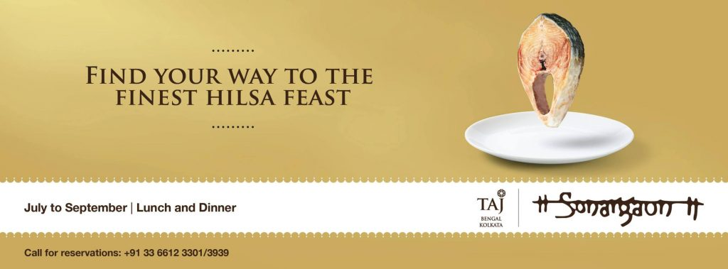 %%Taj Bengal Sonargaon Hilsa Feast 2018