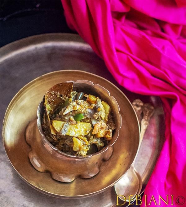 %Bhangachora Shukto