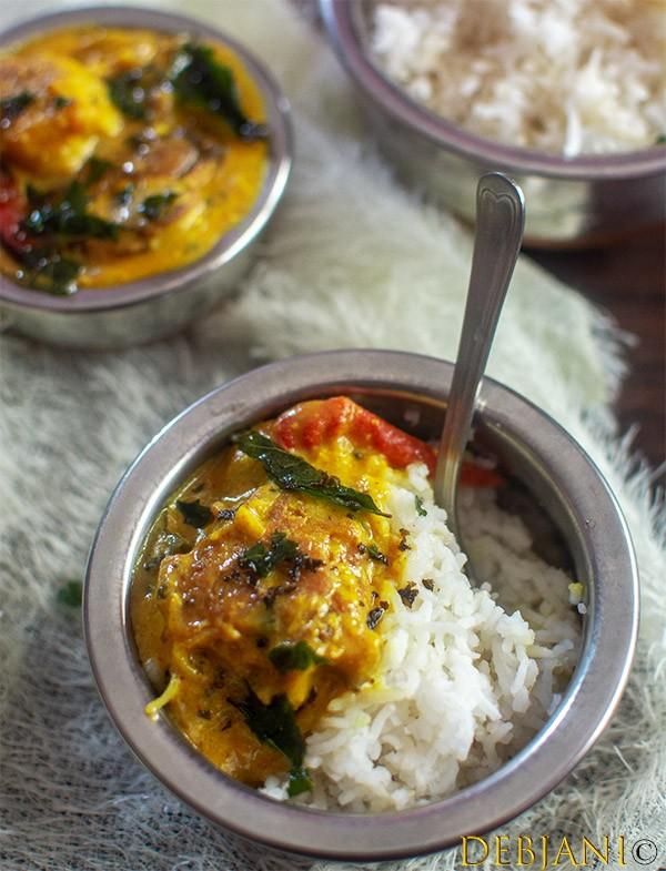 %Kadhi %Chawal %Recipe %Debjanir %Rannaghar