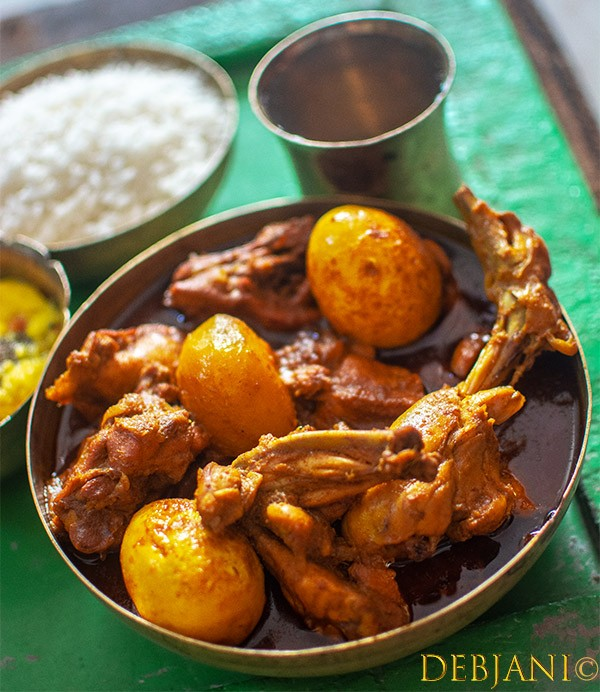 %Dak Bangla Chicken Recipe