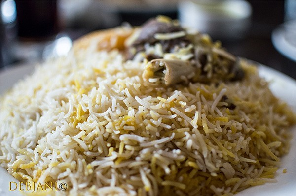 %Royal Indian Hotel Mutton Biryani