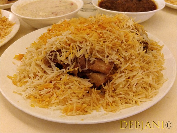 %Shiraz Mutton Biryani