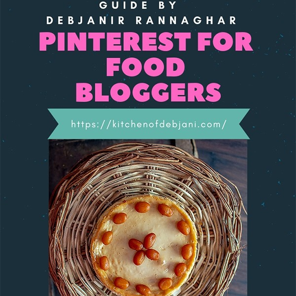 %Pinterest for Food Bloggers