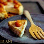 %Soan Papdi and Mishti Doi Cheesecake