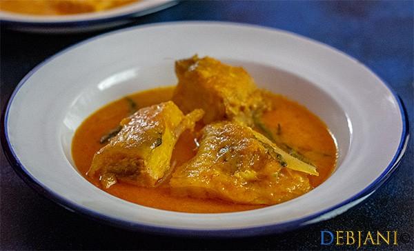 %Bengali Doi Maach
