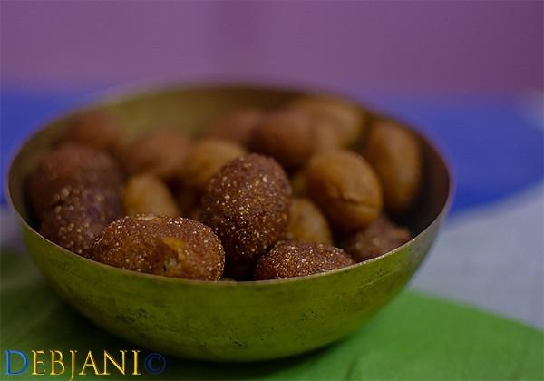 %Narkeli Jam Pitha Makar Sankranti Recipe