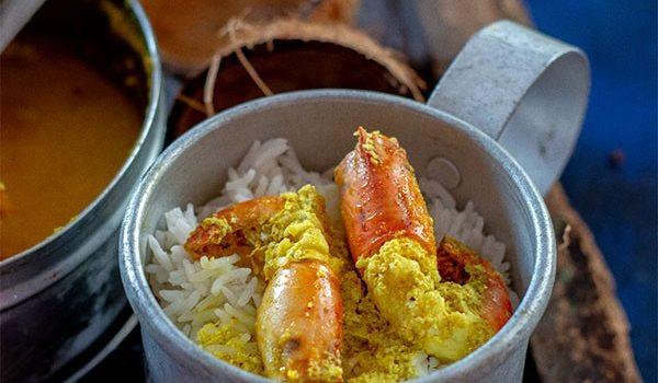 Bhapa Chingri aka Bengali Chingri Bhapa