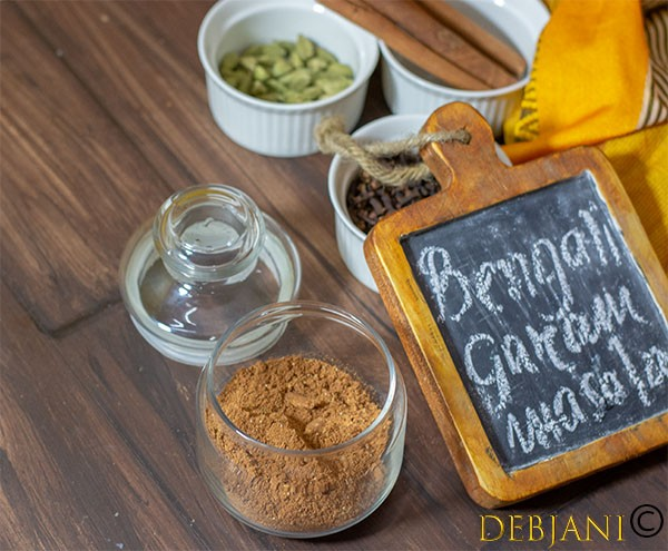 %Bengali Garam Masala