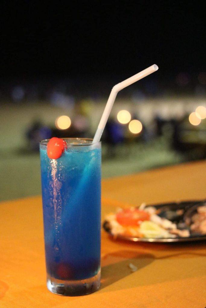 %Booze in Goa
