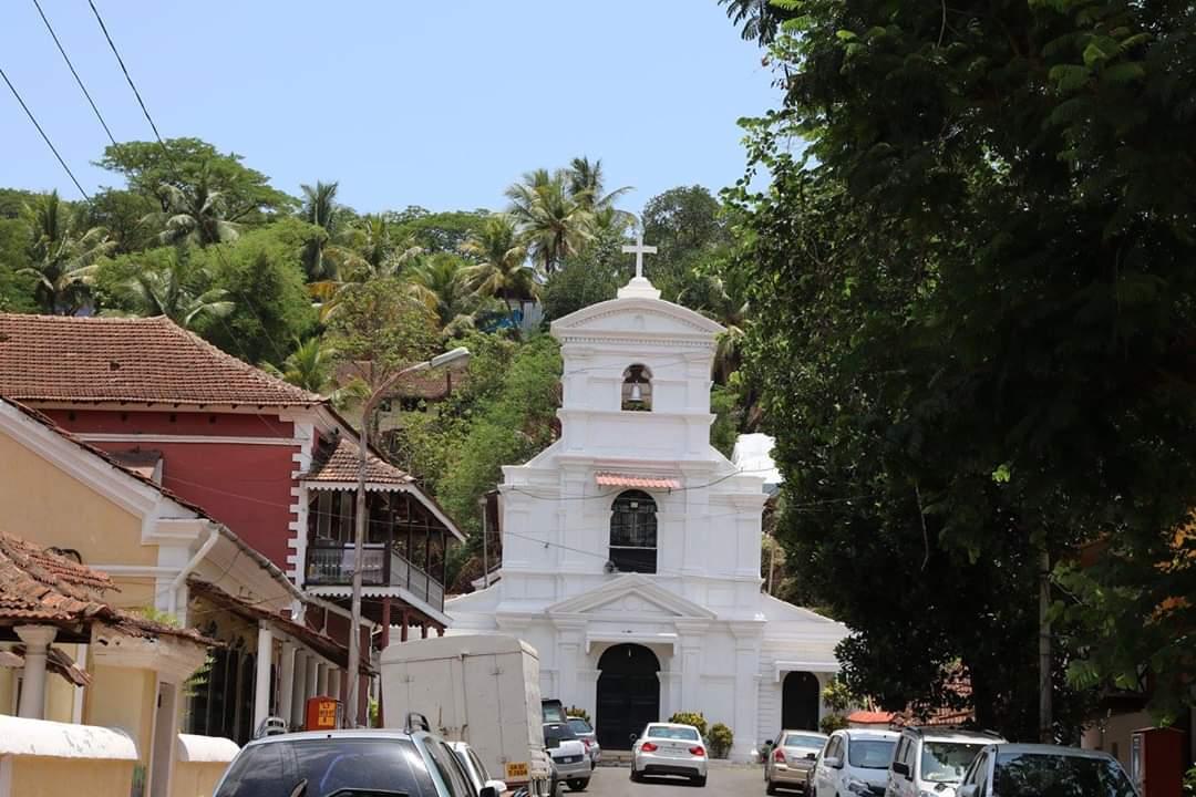 %Church in Goa