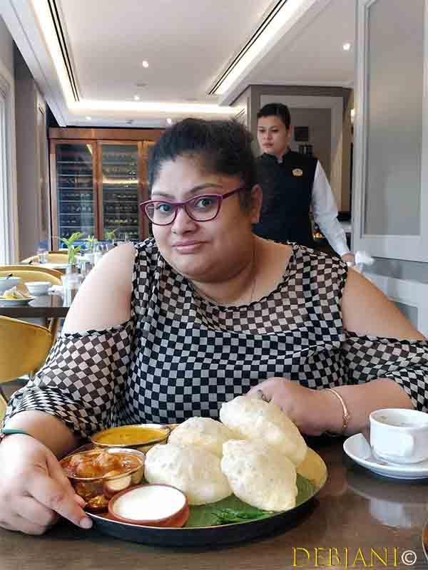 %Staycation at Taj Bengal