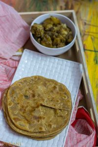 %Chatur Paratha Recipe