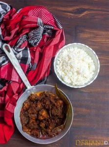 %Pork Kosha Debjanir Rannaghar
