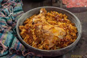 %Morog Pulao Recipe Debjani Chatterjee Alam