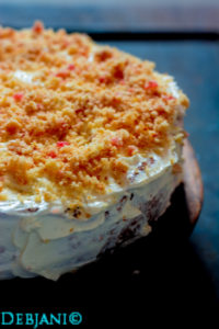 %Carrot Cake with Cream cheese Frosting Recipe