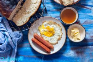 %easy yeast bread recipe debjanir rannaghar