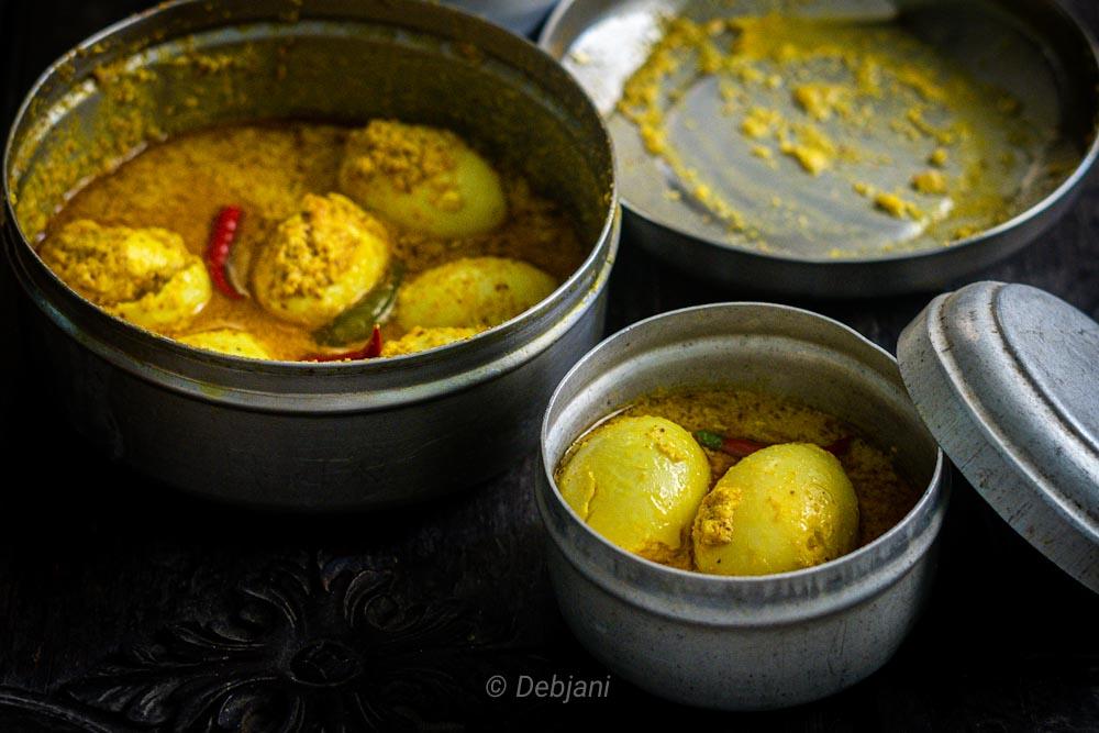 %Bhapa Dim Recipe Debjanir Rannaghar