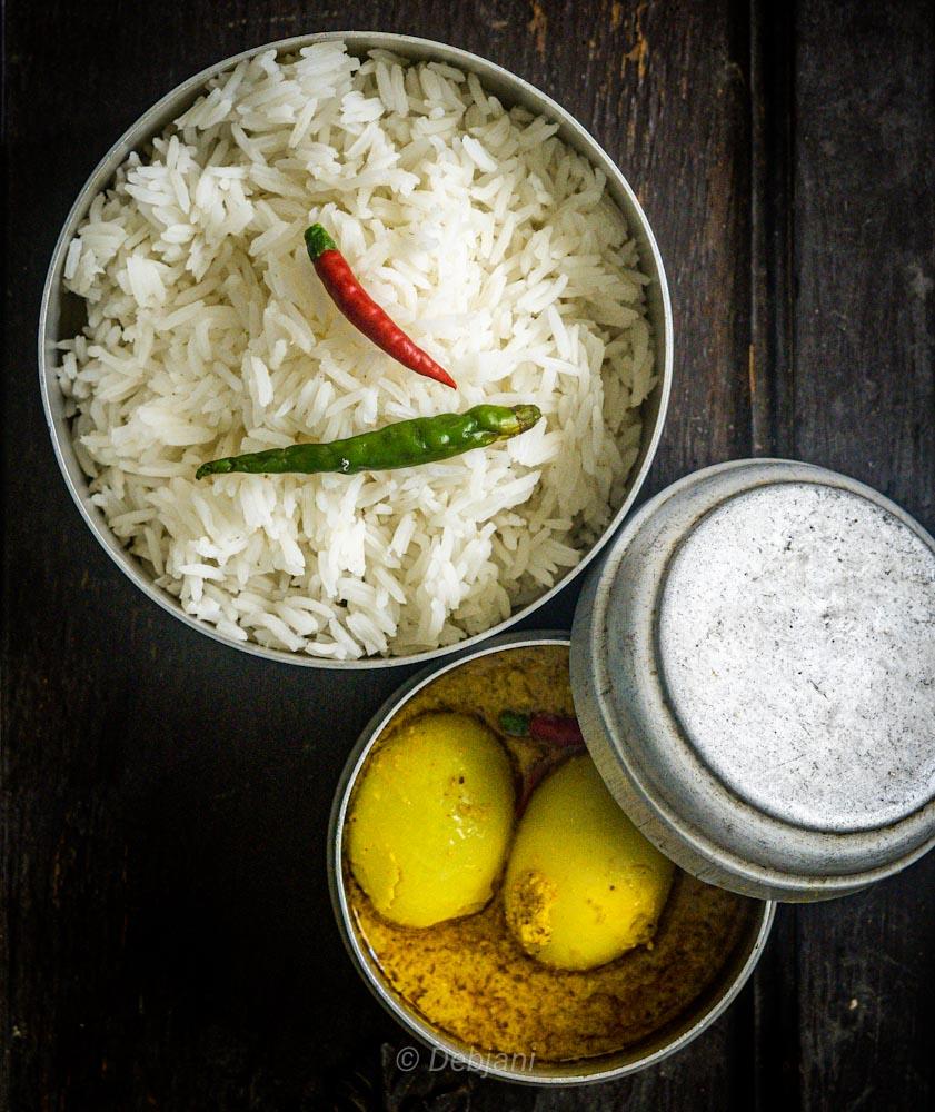 %Dim Bhapa Recipe Debjanir Rannaghar