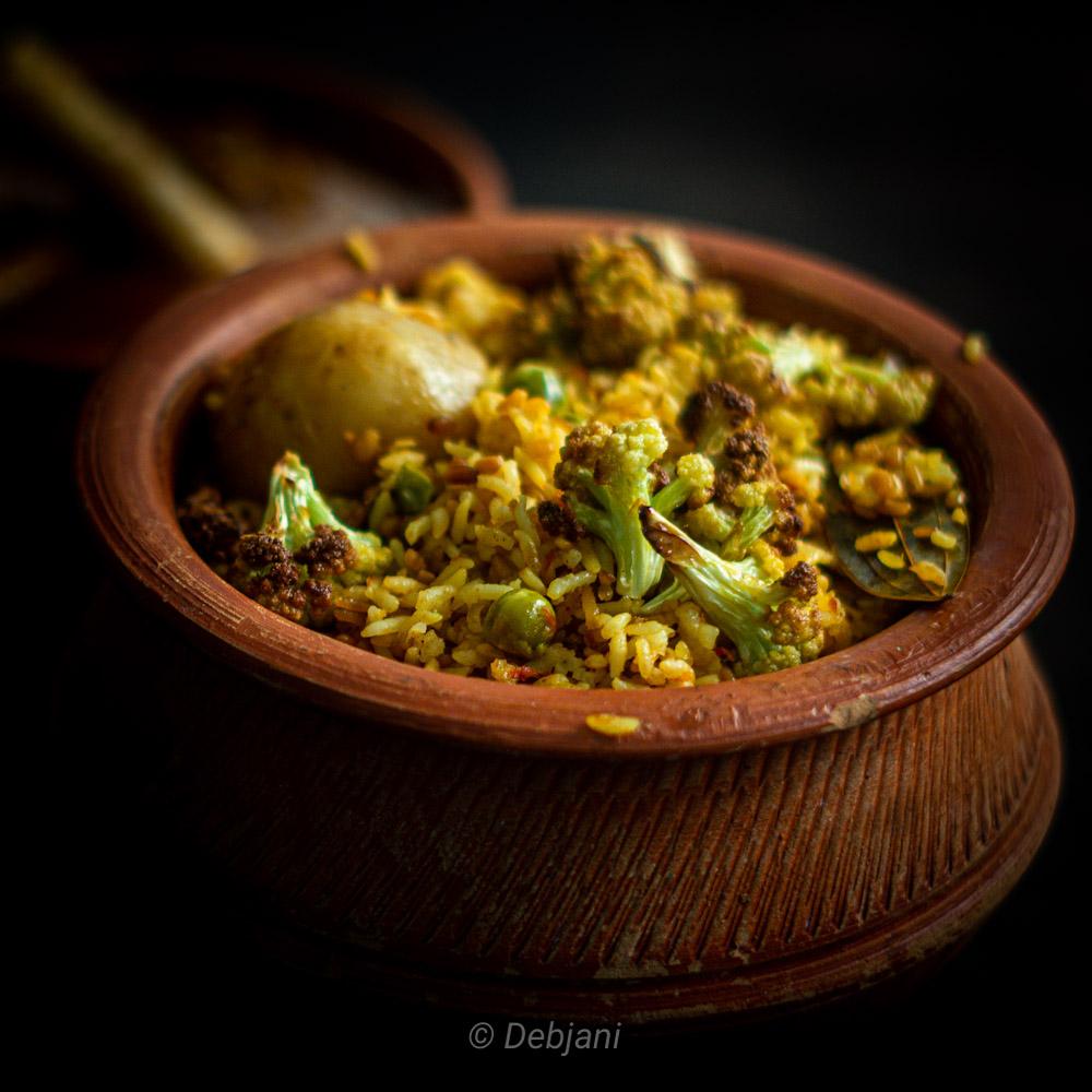 %Bengali Bhuna Khichuri Recipe