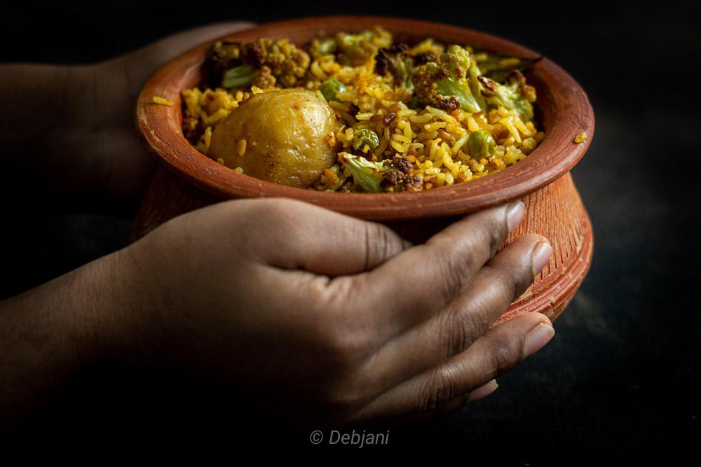 %Bhuni Khichuri Durgapujo Recipe