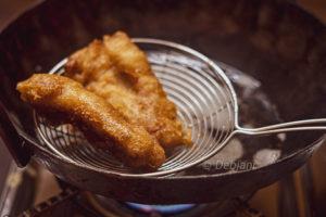 %Bengali Fish Batter Fry Recipe Debjanir Rannaghar