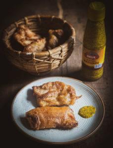 %Biyebarir Fish Butter Fry Recipe Debjanir Rannaghar