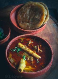 %Lamb Nihari recipe Debjanir Rannaghar