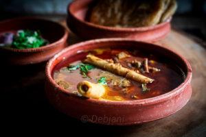 %Mutton Nalli Nihari recipe Debjanir Rannaghar