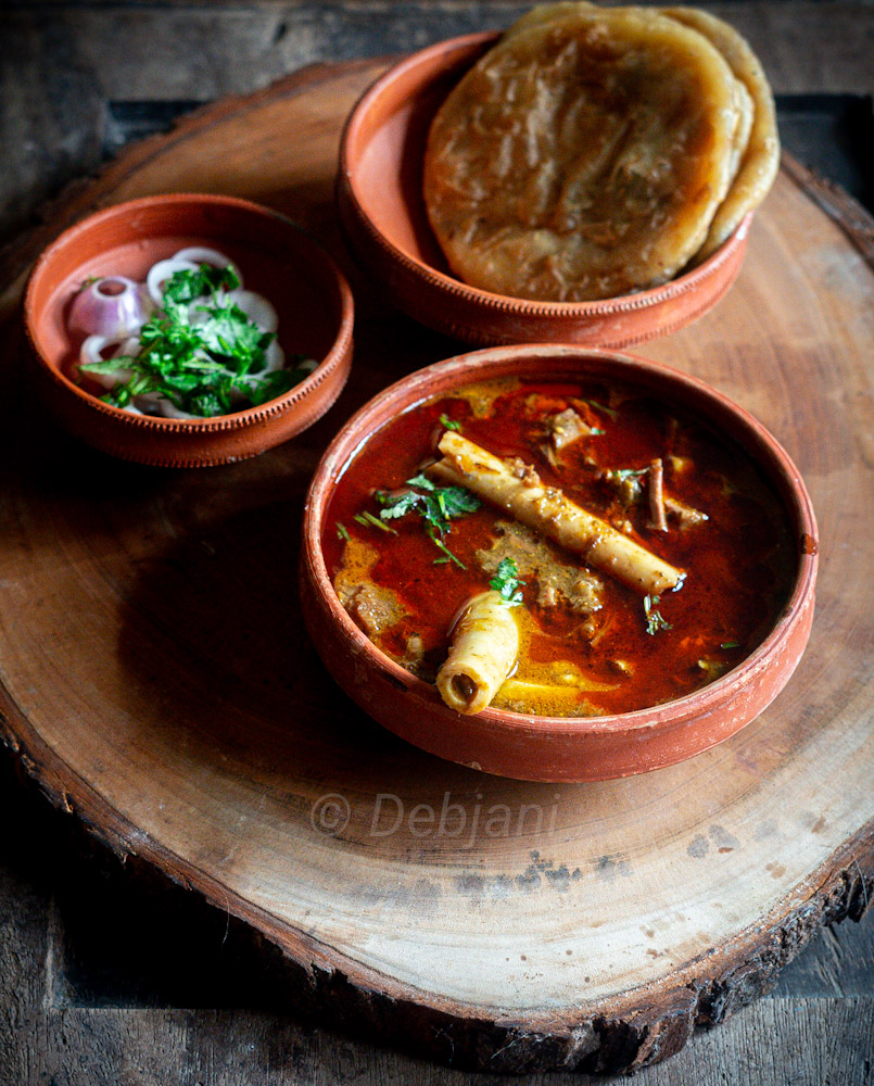 %Mutton Nihari recipe Debjanir Rannaghar