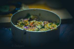 %Bengali Begun Pora Recipe Debjanir Rannaghar