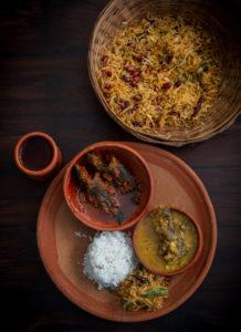 %Bengali Jhuri Aloo Bhaja Recipe Debjanir Rannaghar
