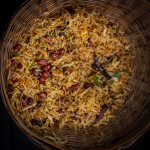 %Jhuri Aloo Bhaja Recipe