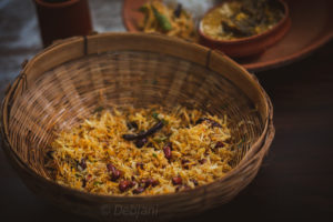 %Jhuri Aloo Bhaja Recipe Debjanir Rannaghar