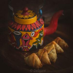 %Phulkopir Singara Recipe Debjanir Rannaghar