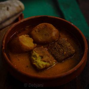 %Dhokar Dalna recipe debjanir rannaghar Recipe Debjanir Rannaghar