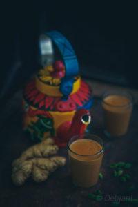 %indian ginger tea debjanir rannaghar Recipe Debjanir Rannaghar