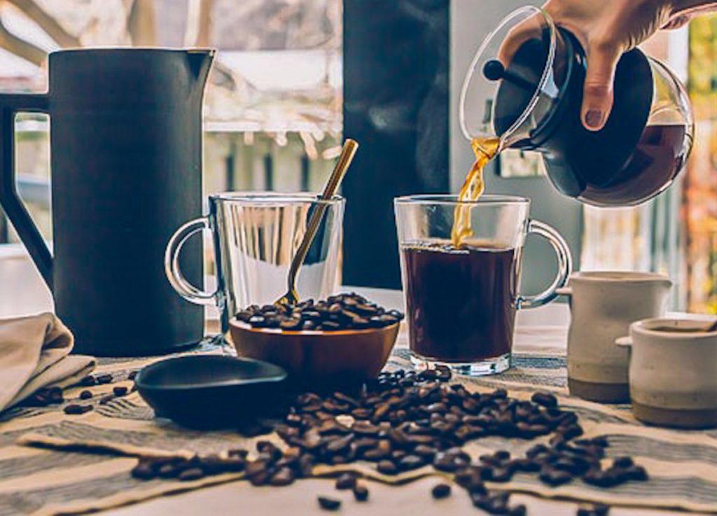 %Cold Brew Coffee