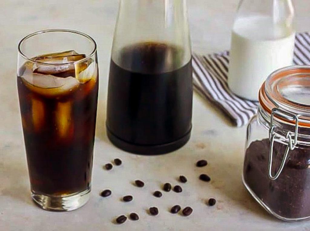 %Cold Brew Coffee health benefits Debjanir Rannaghar